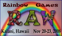 Raw Rainbeau Games 2008, Big Island, Hawaii